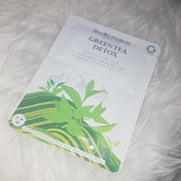BioRepublic Skincare Green Tea Detox Purifying Fiber Mask Set uploaded by Sheyla B.