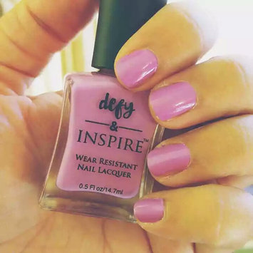 Photo of Defy & INSPIRE Nail Polish Fame Chaser 0.5 fl oz uploaded by Rumy P.