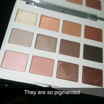 Photo of BH Cosmetics Marble Collection - Warm Stone - 12 Color Eyeshadow Palette uploaded by Pearl C.