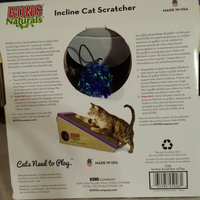 Kong CS3 Naturals Incline Scratcher with Cat Toy uploaded by Shauna G.