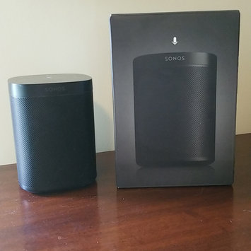 Photo of Sonos One: Voice Controlled Smart Speaker - Black uploaded by Emily L.