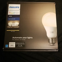 Philips Hue White Starter Kit (4 bulbs) uploaded by Emily L.