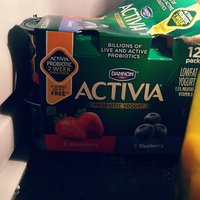 Activia® Light Strawberry Blueberry Peach Probiotic Yogurt uploaded by ruby s.
