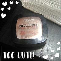 L'Oréal Paris Infallible® Pro-Matte Powder uploaded by Kelly G.
