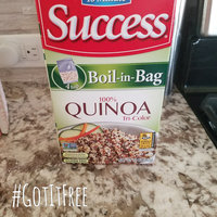 Success® Boil-in-Bag Tri-Color Quinoa 12 oz. Box uploaded by Pam M.