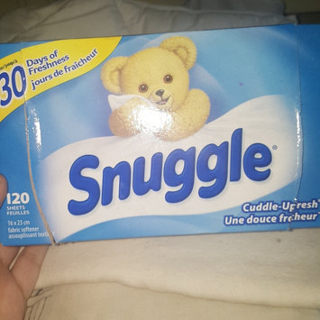 Photo of Snuggle Blue Sparkle Dryer Sheets uploaded by Lee W.