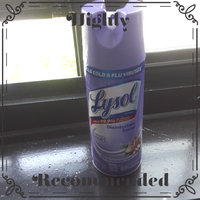Lysol® Early Morning Breeze™ Scent Disinfectant Spray 12.5 oz. Bottle uploaded by marjolin r.