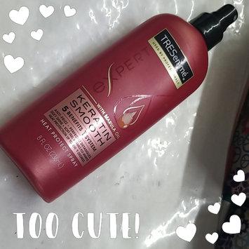 Photo of TRESemmé Keratin Smooth Heat Protection Spray uploaded by Maria S.