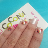 Coconut Nail Art by Incoco Nail Polish Strips, Perfect Match, 12 count uploaded by Shauna G.