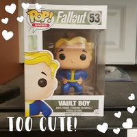 Fallout Vault Boy Pop! Vinyl Figure uploaded by Tracy G.