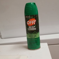 OFF! Deep Woods Insect Repellent uploaded by Tracy G.