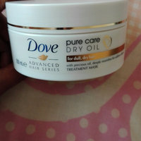 Dove Advanced Hair Series Pure Care Dry Oil Conditioner uploaded by Kea T.