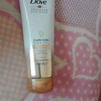 Dove Beauty Pure Care Dry Oil for Dull Dry Hair Shampoo uploaded by Kea T.