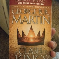 A Song of Ice and Fire, (4 Vols.): A Game of Thrones / A Clash of Kings / A Storm of Swords / A Feast for Crows uploaded by Jannet N.