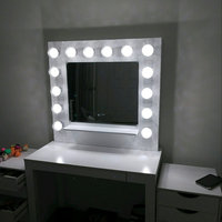 Vanity Girl Hollywood Broadway Lighted Make Up Mirror uploaded by Amberly S.