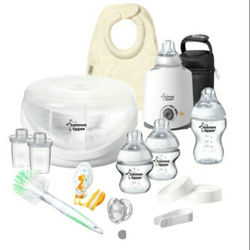 Photo of Tommee Tippee Closer to Nature Complete Baby Bottle & Accessory Starter Kit uploaded by Kelly R.