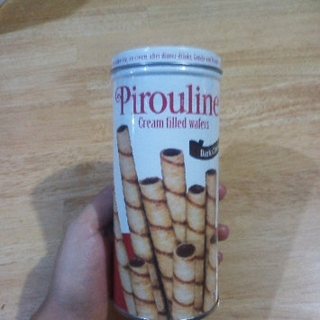 Photo of Creme De Pirouline Artisan Rolled Wafers Dark Chocolate uploaded by ᏞuᎥsα s.