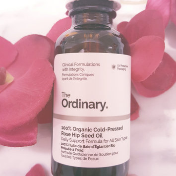 Photo of The Ordinary 100% Organic Cold-Pressed Rose Hip Seed Oil 1 oz/ 30 mL uploaded by Michelle G.