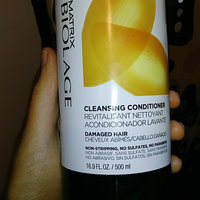 Matrix Biolage Cleansing Conditioner For Damaged Hair uploaded by Katie T.