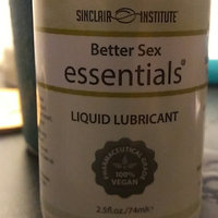 Sinclair Institute Better Sex Essentials Silicone Lubricant 2 oz uploaded by Kelly M.