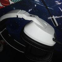 Skullcandy Crusher Over-the-Ear Headphone with Mic - White (S6SCFZ- uploaded by Jes K.