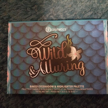 Photo of BH Cosmetics Wild & Alluring Eyeshadow and Highlighter Palette 11 Colors, Multi-Colored uploaded by Kelly E.