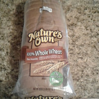 Nature's Own Specialty 100% Whole Wheat Bread uploaded by Lexi W.