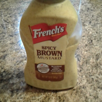 Photo of French's Spicy Brown Mustard uploaded by Lexi W.