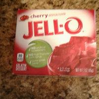 JELL-O Cherry Gelatin Dessert uploaded by Lexi W.