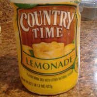 COUNTRY TIME Lemonade Sugar Sweetened Powdered Soft Drink Cannister uploaded by Lexi W.