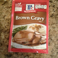 Mccormick® Brown Gravy Mix uploaded by Lexi W.