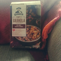 Quaker® Simply Granola Oats, Honey, Raisins & Almonds uploaded by Madison L.