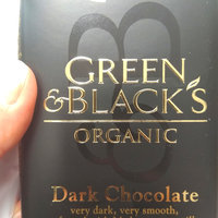 Green & Black's Organic Dark 85% Dark Chocolate uploaded by Natália X.