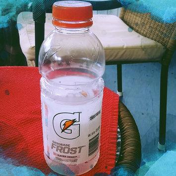 Photo of Gatorade® G® Series Perform Frost® Glacier Cherry™ Sports Drink 20 fl. oz. Bottle uploaded by Allison D.