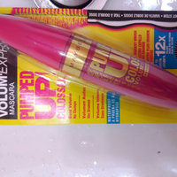 Maybelline Volum' Express® Pumped Up! Colossal® Waterproof Mascara uploaded by Andy A.