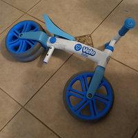 Y Velo JR Double Wheel Balance Bike - Blue uploaded by Summer B.