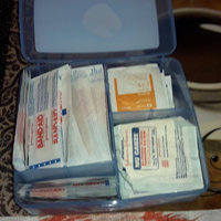 BAND-AID Johnson and Johnson Red Cross Portable Travel First Aid Kit uploaded by marjolin r.
