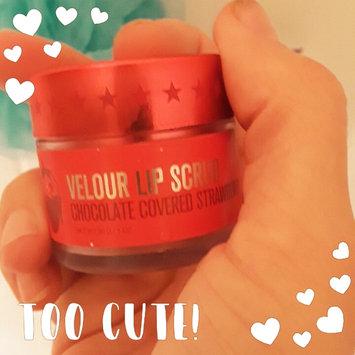 Photo of Jeffree Star Velour Lip Scrub uploaded by Christina C.