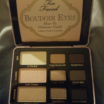 Photo of Too Faced Boudoir Eyes Soft & Sexy Shadow Collection uploaded by Stephanie M.