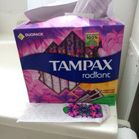 Tampax Radiant Super uploaded by kimberly g.