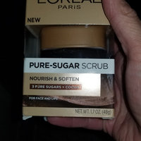 L'Oreal® Paris Nourish & Soften Pure-Sugar Scrub 1.7 oz. Jar uploaded by Alicia H.
