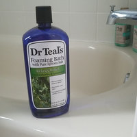 Dr. Teal's Relax & Relief Foaming Bath uploaded by Tracy G.