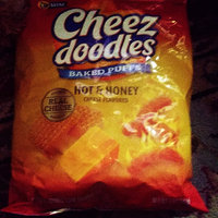 Wise Cheez Doodles Puffed Hot 'n Honey Cheese Flavored Baked Corn Snacks uploaded by nesha M.