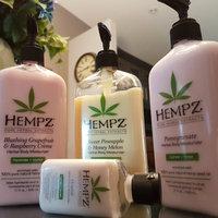 Hempz Pomegranate Herbal Moisturizer uploaded by Shae-Lynn S.