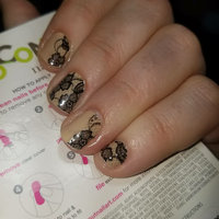 Coconut Nail Art by Incoco Nail Polish Strips, High Style, 12 count uploaded by Shauna G.