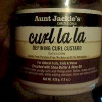 Aunt Jackies Curl La La Defining Curl Custard uploaded by BrookeAdrienne 1.