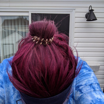 Photo uploaded to Manic Panic High Voltage® Classic Cream Formula Hair Color by Julie L.