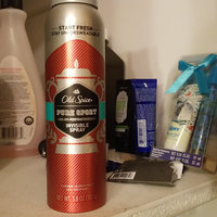 Old Spice Pure Sport Invisible Spray Antiperspirant and Deodorant - 3.8oz, Red uploaded by Ashley A.