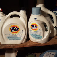 Tide Free and Gentle Liquid Laundry Detergent uploaded by Aureanna B.