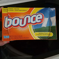 Bounce Outdoor Fresh Fabric Softener Sheets 160 Count uploaded by Ashleigh L.